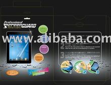 Tablet PC Screen Protector Guard with Japanese English Description Packing