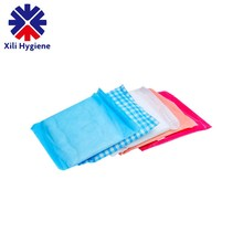 Lady pad OEM all sizes sanitary napkin