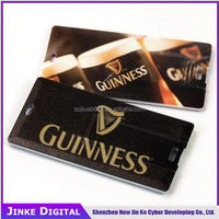 Top grade top sell business card usb flash drive disk
