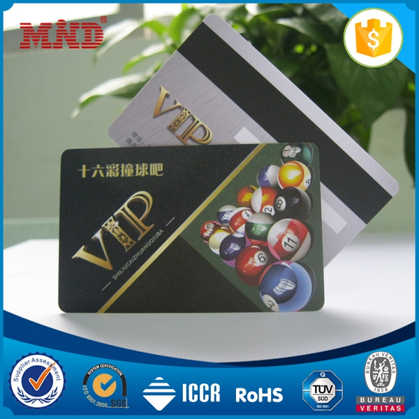 Wholesale cheap price medicare card magnetic stripe card