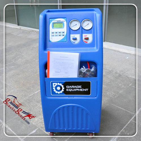 Refrigerant Recovery And Recharge Machine oil leakage test vacuuming RRM650