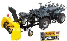 ATV Gas Snow thrower