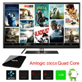 G9CX Hot MXQ DDR4 Amlogic s905X android 7.1 KODI 17.3 2G 16G android smart TV Box