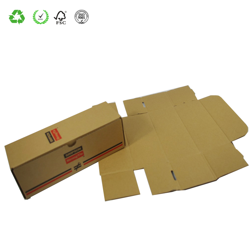100% Recycled Corrugated Carton Box Specification