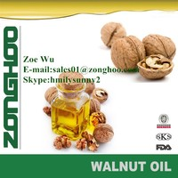 Natural Cold Pressed edible Walnut Oil for Cooking oil