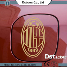 Beautiful Design Car Fuel Tank Sticker