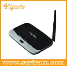 CS918 usb tv box gad 1.8GHz 2GB RAM 8GB ROM WIFI HD Stick Rj45 Internet Smart Tv Box With Remote