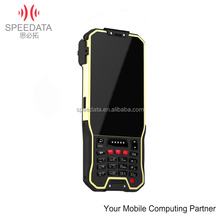 8GB ROM,1GB RAM Quad-core 1.3Ghz SPEEDATA KT40 Industrial PDA Portable Android barcode scanner handheld 1d