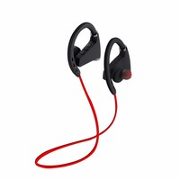 Latest earhook made in China free sample earbuds headphone with tangle free wire earphone colorful online auction-RN8