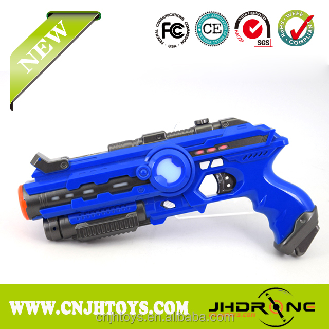 2017 Hot Selling Boys Toys Infrated Shooting Battle Game Laser Tag Gun