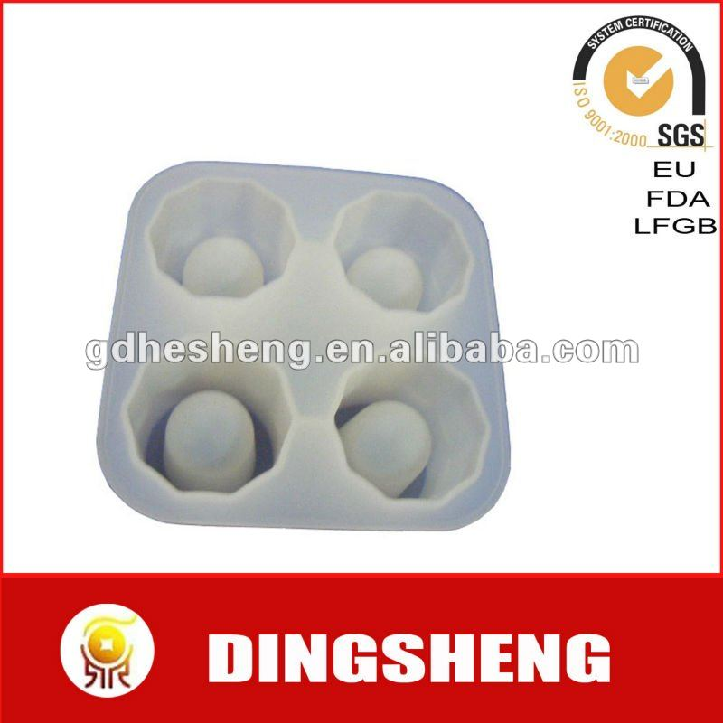 Fruit Ice Cube Tray Silicone Ice Tray