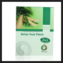 Chinese herbal best selling foot detox patch wholesales