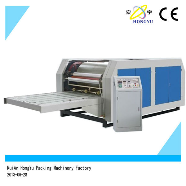 Special Width And Length Letterpress plastic bag printing machine