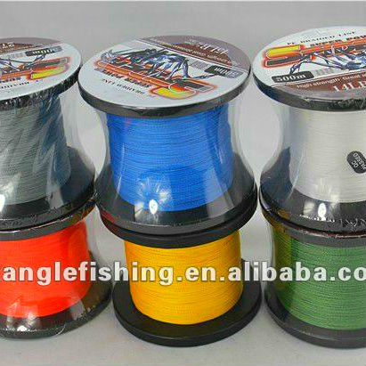 500m PE Braid fishing line