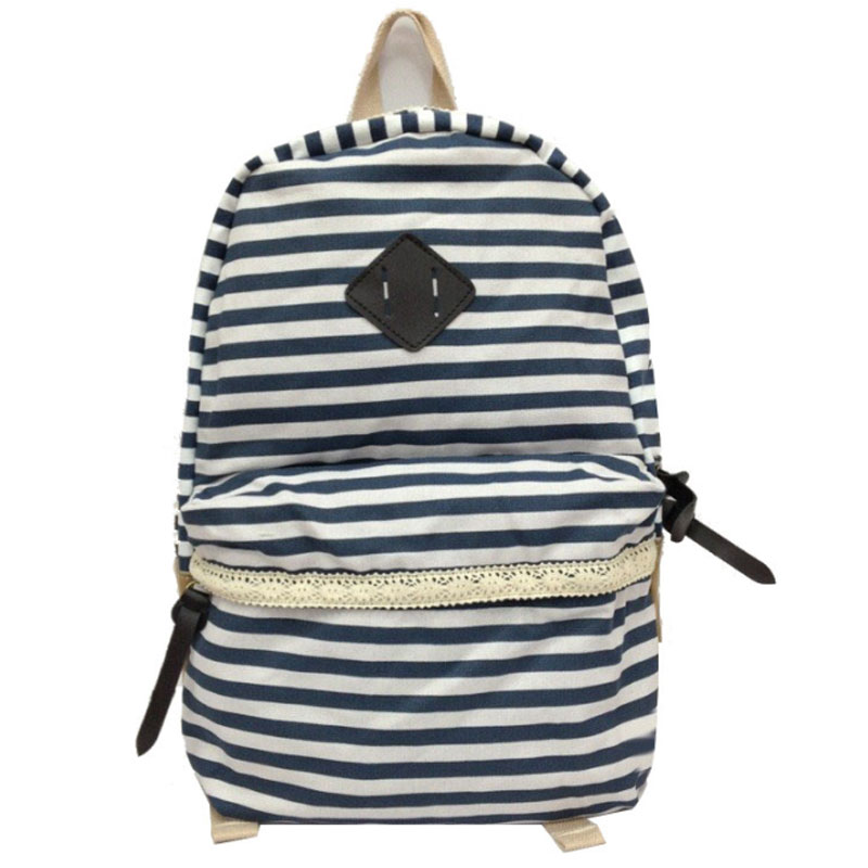 Fashion Canvas <strong>Backpack</strong> For Teenage Girls Canvas Satchel <strong>Backpack</strong>