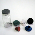 30ml serum glass bottle with rubber stopper