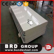 Fireproof Wall Board Used Polyurethane Insulated Sandwich Panel