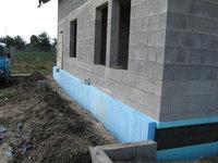 New tech, High density, Cavity wall insulation, extruded polystyrene foam board
