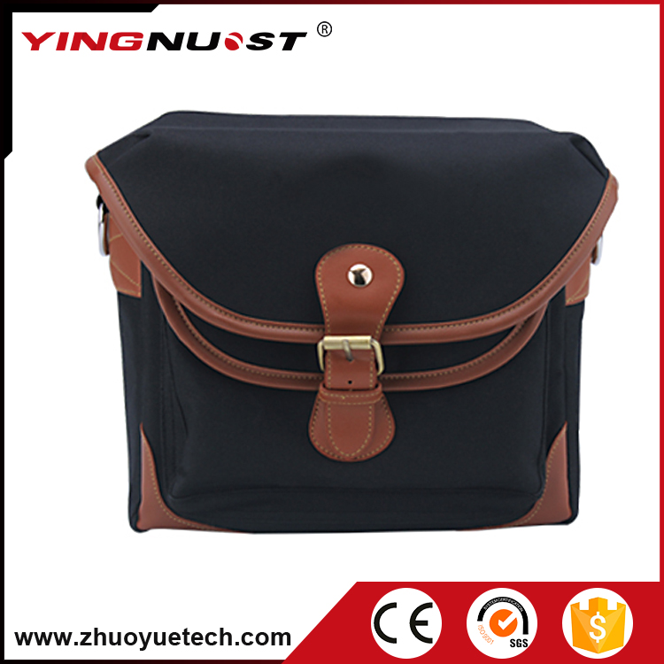 Supplier China Good High Quality Camera Video Photo Bags OEM ODM dslr Camera Bag with Laptop for Nikon Digital