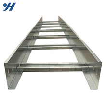 Cold Bending Steel Structure Hanging cable tray ladder,cable ladder supplier