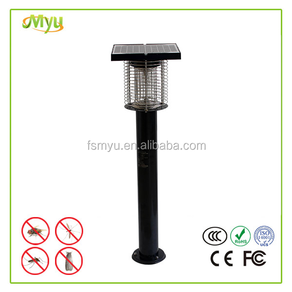 garden mosquito solar insect light trap