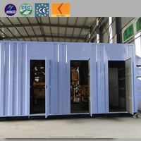 2015 hot gasification container type coal gas generator