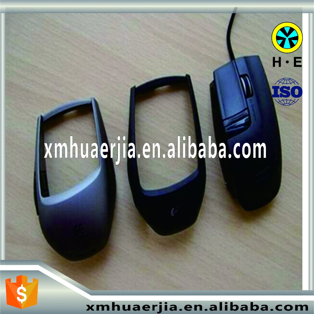 Custom electronic part plastic mould plastic computer mouse mould PC mouse shell mold