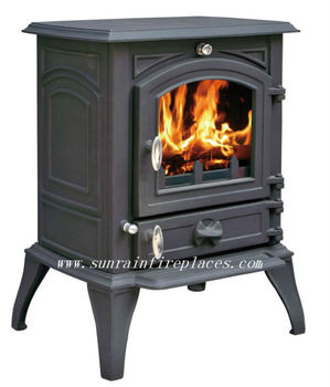 classic indoor cast iron stove/wood burning stove(JA063)