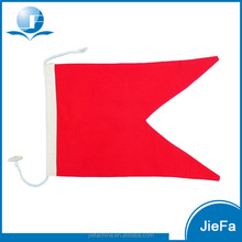 Wholesale Custom International Sign Vessel Boat Flags with Grommets