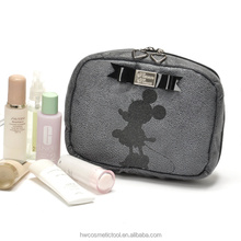 Mickey mouse PVC cosemetic bag