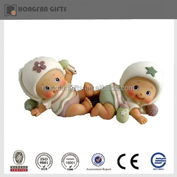 beautil resin baby decoration figures