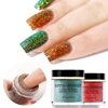 Organic Gel Color Powder Dip Nails Manicure Dipping Powder Acrylic Nails System For Dipping Nail