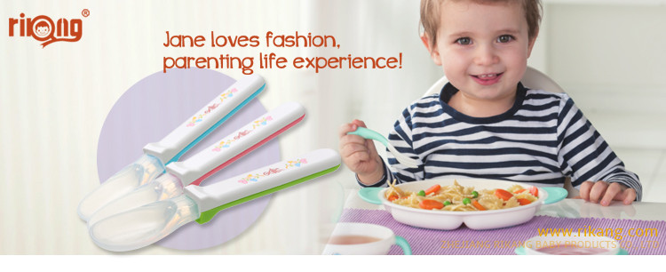 Lovely New Design Non-Toxic Pp Spill Proof Feeding Suction Baby Bowl