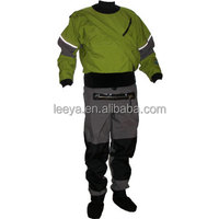 New Style Top Quality Unisex Kayak Dry Suit,Kayaking Gear,Whitewater,Rafting,Sailing,fishing Suit