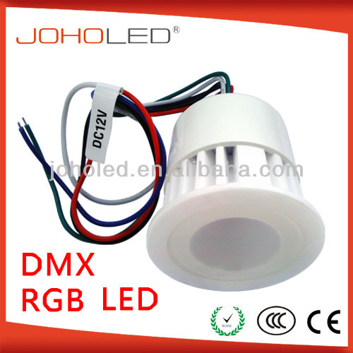 Good quality 4W led rgb light & led rgb dmx driver 512
