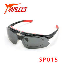Panlees interchangeable temple flip up glasses fashion unisex sunglasses RX optical insert sunglasses Anti-UV400