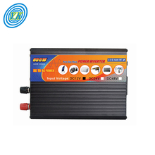 factory whole sale 600W 12v 240v power inverter for car use and solar power system