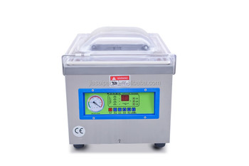 DZ 260T small model easy to use food vaccum machine