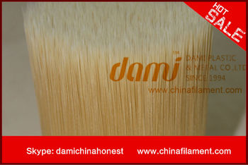 Synthetic Monofilament PET Paint Brush Filament