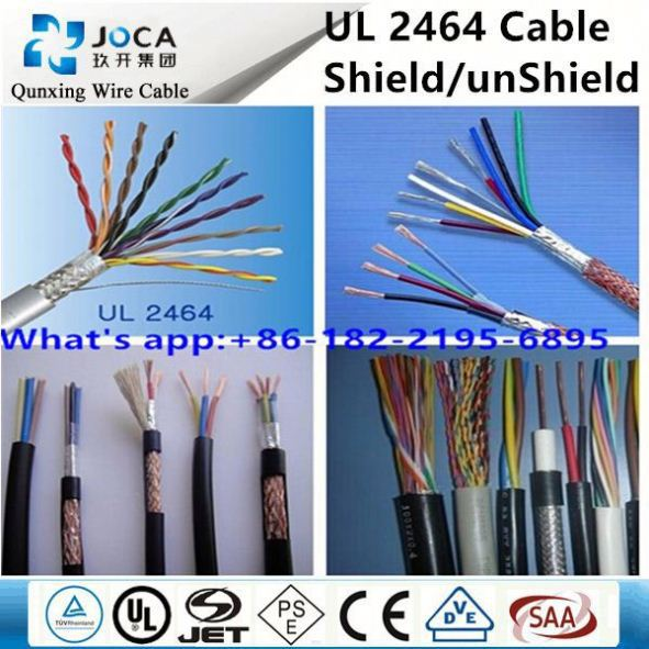 24AWG UL2464 oem automotive cable harness manufacturer