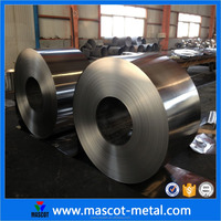 65Mn spring steel strip hardened and tempering polished