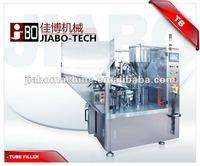 automatic toothpaste soft tube filling machinery