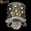 Guzhen Factory Directly celling The Modern Crystal suspension pendant lamp om88579
