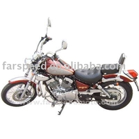 250cc EEC V-twin-cylinder motorcycle