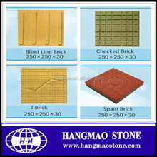 Hot Sale Yellow Blind Brick Paving Stone For Sale