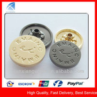YX5605 Custom Garement Accessories Snaps Press Buttons