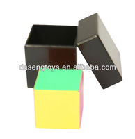 Plastic Magic Cube and Box magic tricks