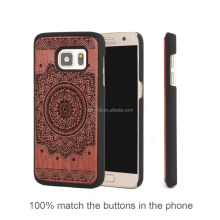 Top Sale Cell Phone Case Cover For iPhone 6, Wholesale Case ronin wood case for samsung s4