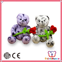 Over 20 years experience new fashion christmas gifts teddy bear skins