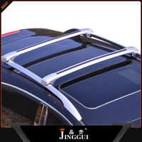 High quality car top luggage carrier aluminum tuning